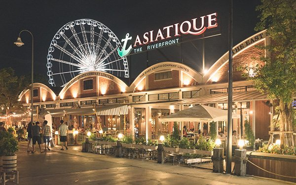 things to do in bangkok asiatique